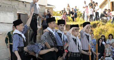 Oraza Bayram'a adanan çocuk bayramı