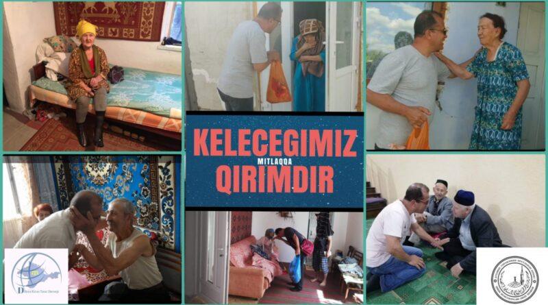 Ramazan bayramında Kırım'da bir geleneği başlatıyoruz