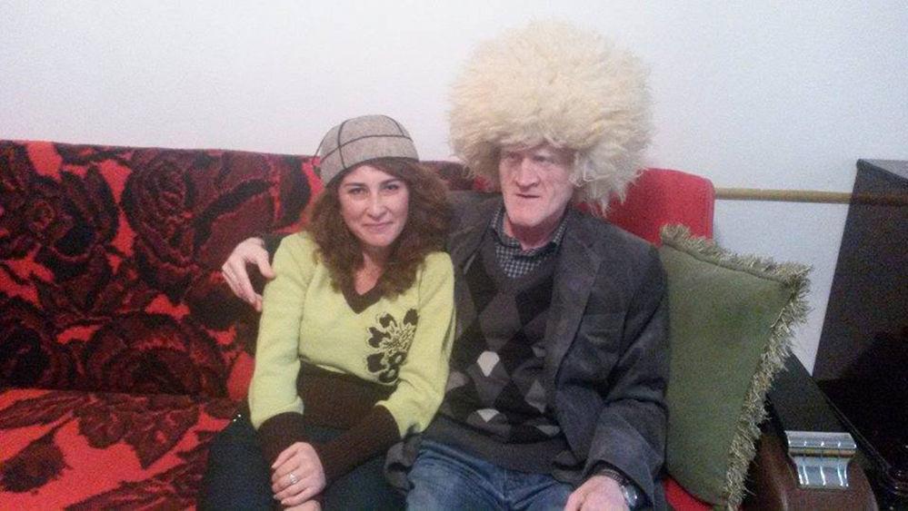 Şahpəri Abbasova -Giya Paçxataşvili nin sevgi hekayəsi
