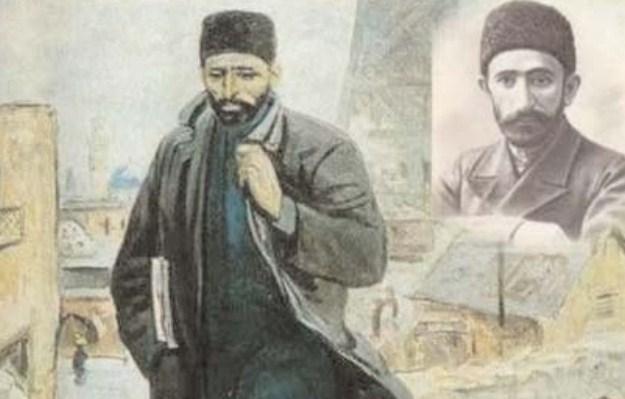 Seyid Əzim Şirvani - Mirzə Ələkbər Sabir