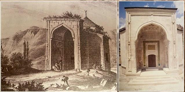 Hacı Geray Han Türbesi