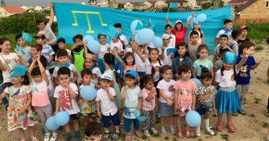Kırım Tatar Bayrağı Günü