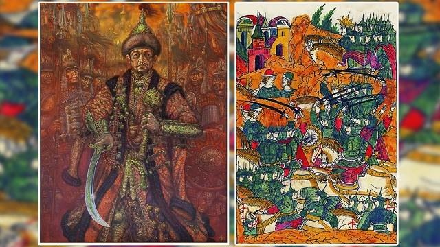 Kırım Hanı Devlet Giray Han'ın 1571 Moskova seferi