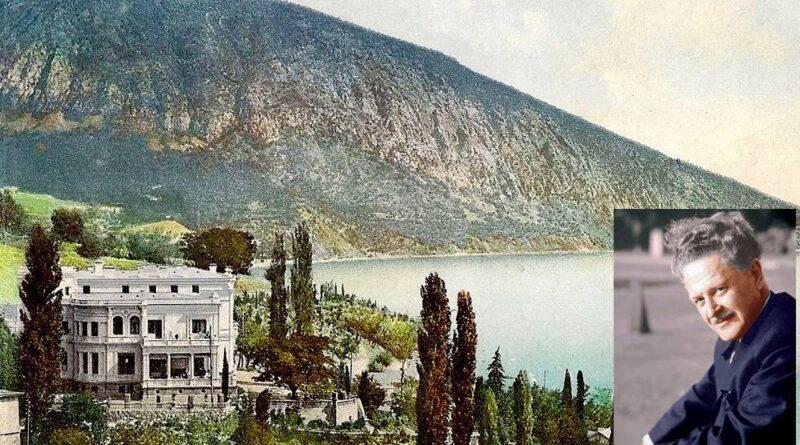 Nazım Hikmetin Kırıma ziyareti
