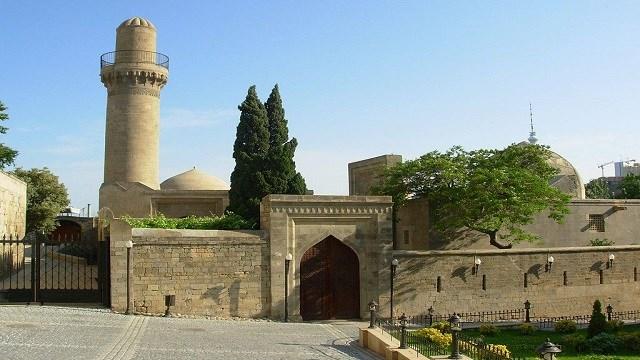 Şirvanşahlar Sarayı