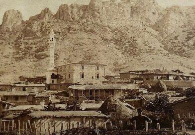 Türk-İslam tarihinin Kırım'daki izleri: Taraktaş Köyü Yukarı Cami