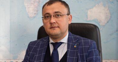 Ukrayna'nın Ankara Büyükelçisi Vasıl Bodnar oldu