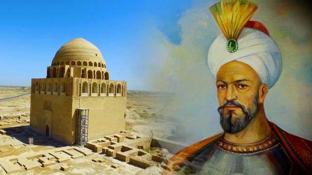 Büyük Selçuklu hükümdarı Sultan Sencer'in türbesi
