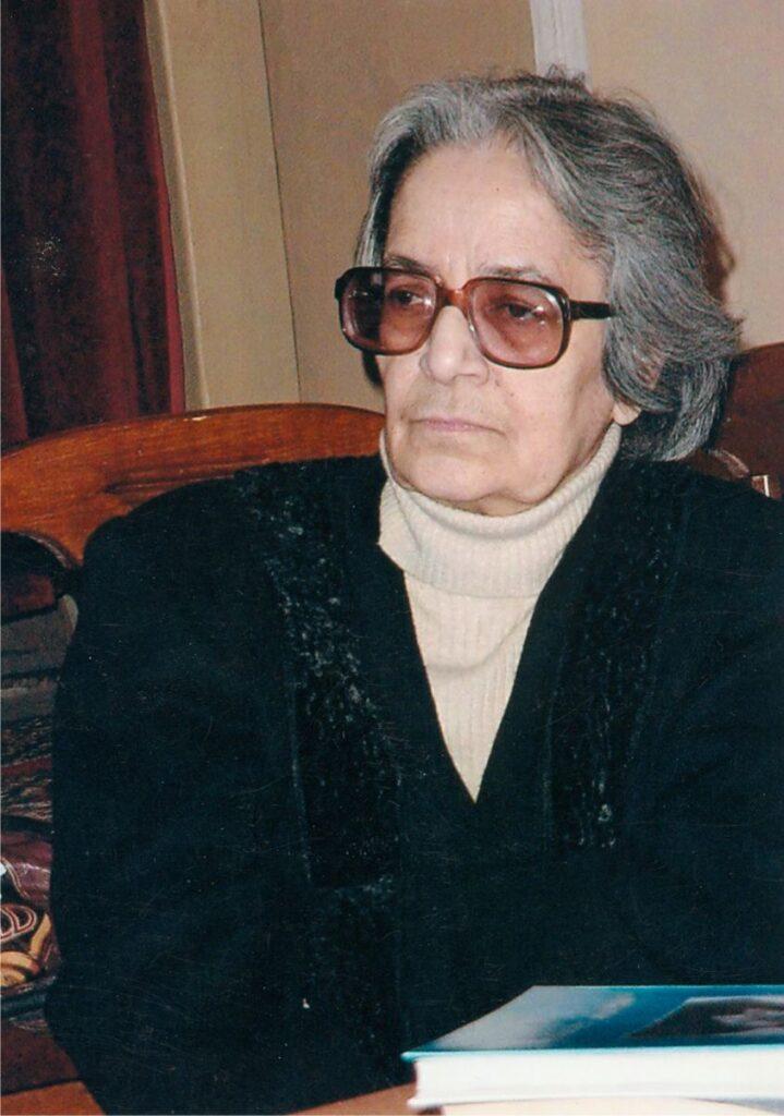 Mərziyə Davudova