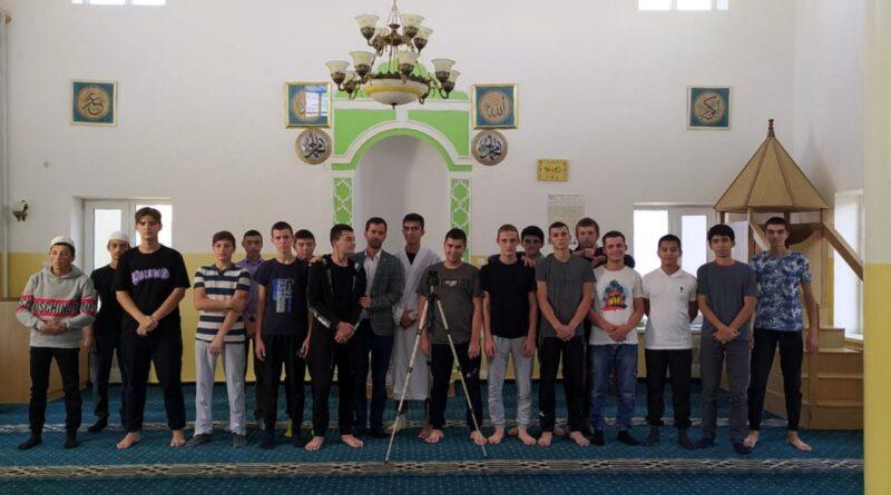 Kırım Maturudi Qalay medresesi