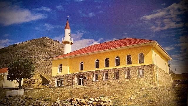 Tokluk Köyü Camii