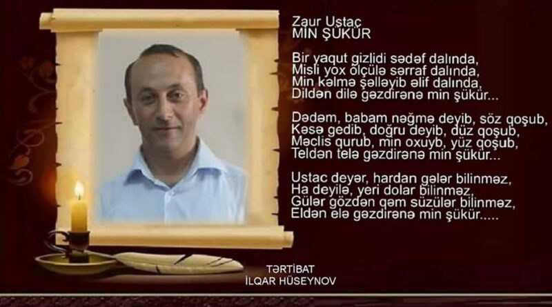 Zaur Ustac