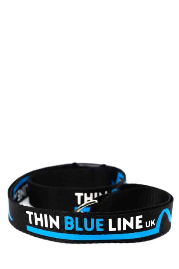 ThinBlueLineUK Lanyard2