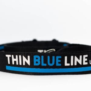 ThinBlueLineUK Lanyard