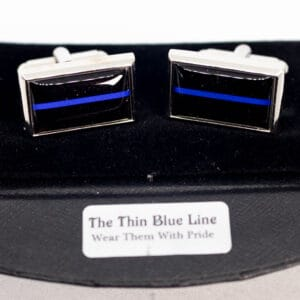 ThinBlueLineUK Cufflinks