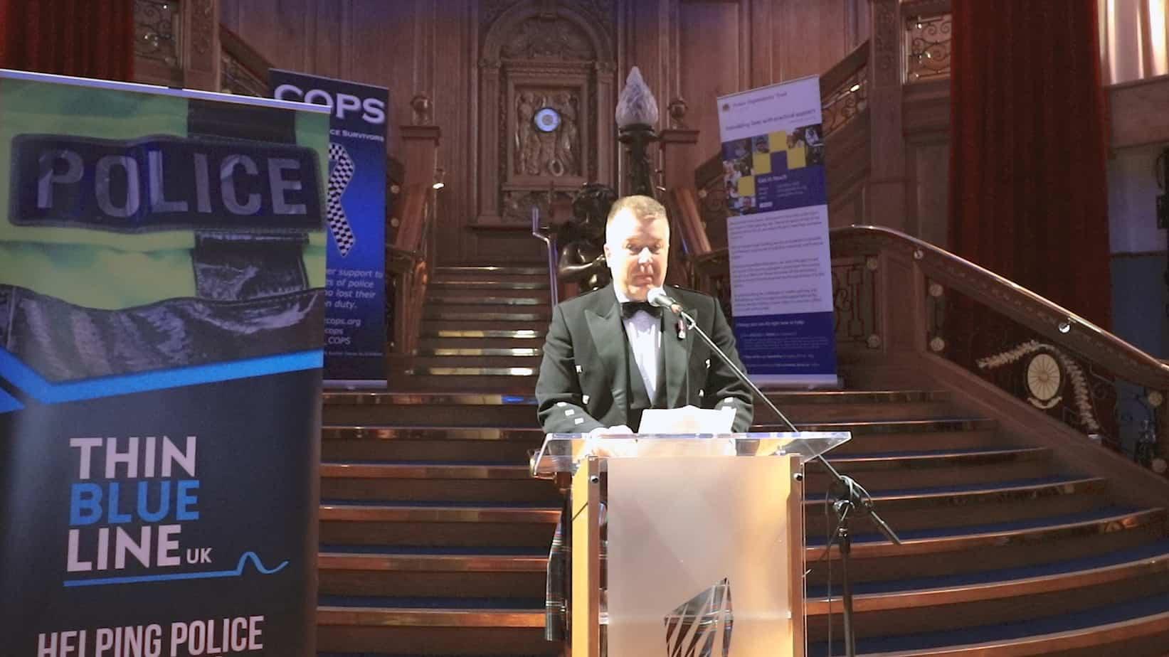 Thin Blue Line Trustee Gary Craig