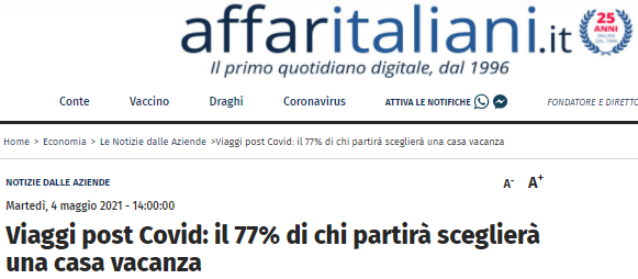 Affaritaliani – 4 Mag 2021