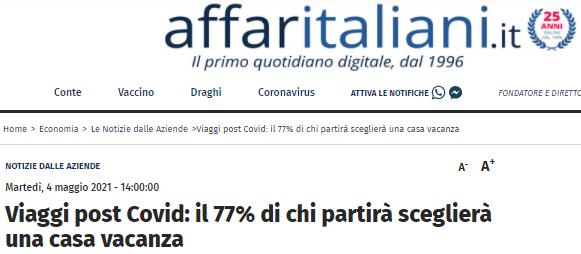 Affaritaliani – 4 Mag 2021