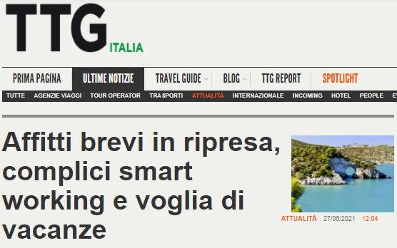 TTG Italia – 27 Giu 2021