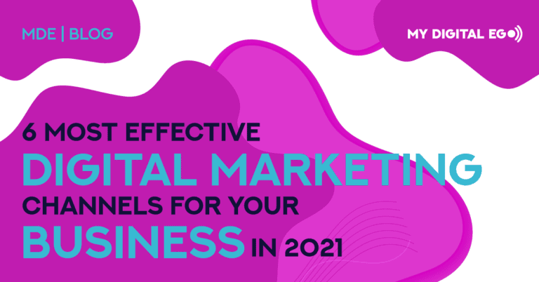 6 Most Effective Digital Marketing Channels for Your Business in 2021