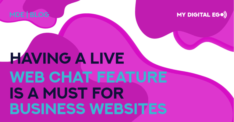 Having a Live Web Chat Feature is a Must for Business Websites