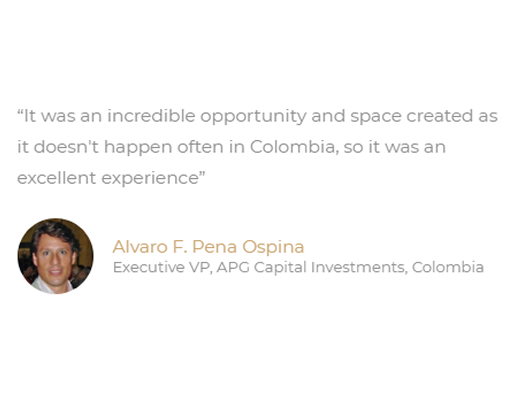 Latam Family Office Summit Testimonial 1
