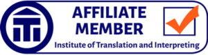 ITI Affiliate member logo | Pili Rodriguez Deus