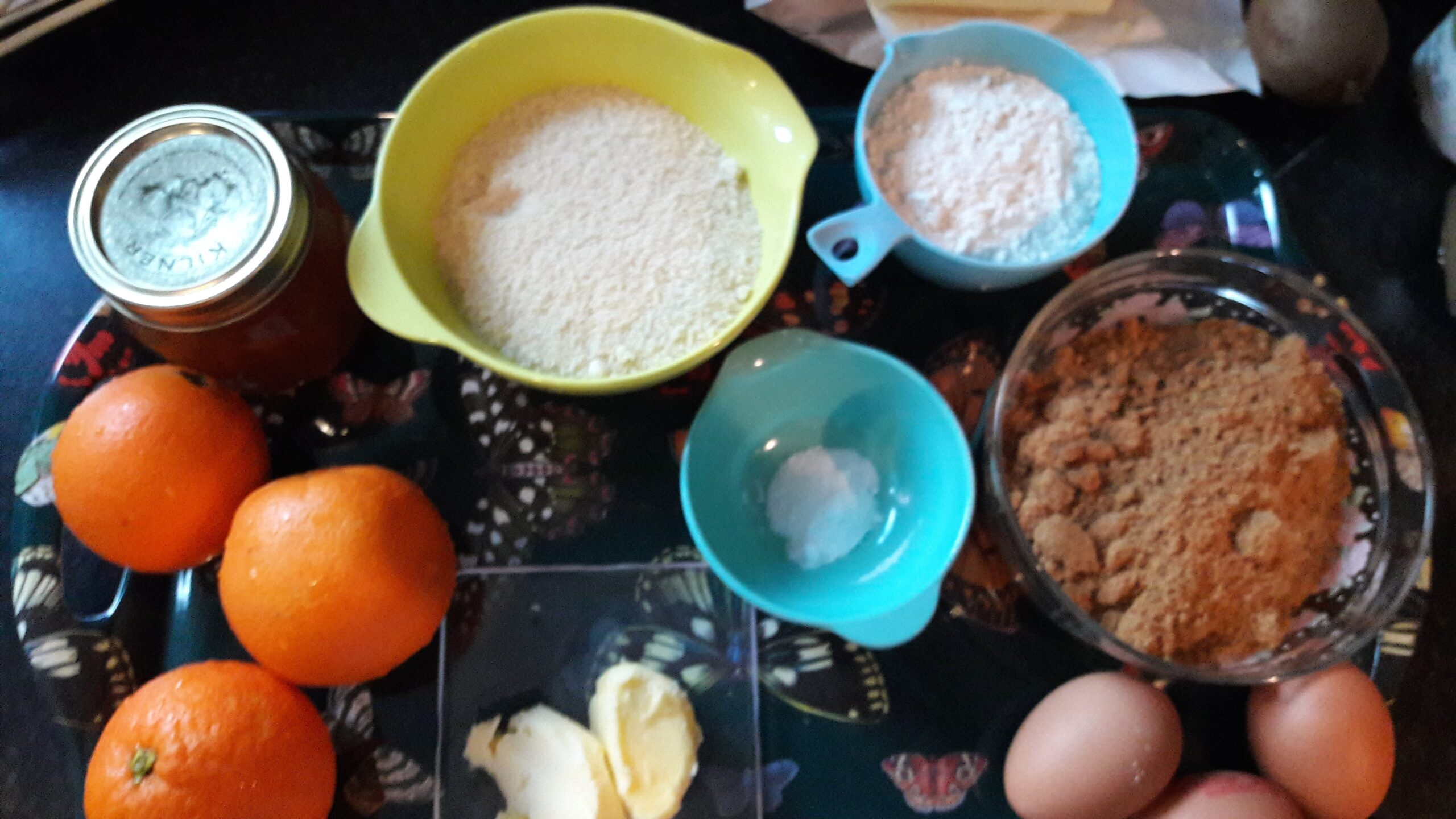 Food prep | Cake making