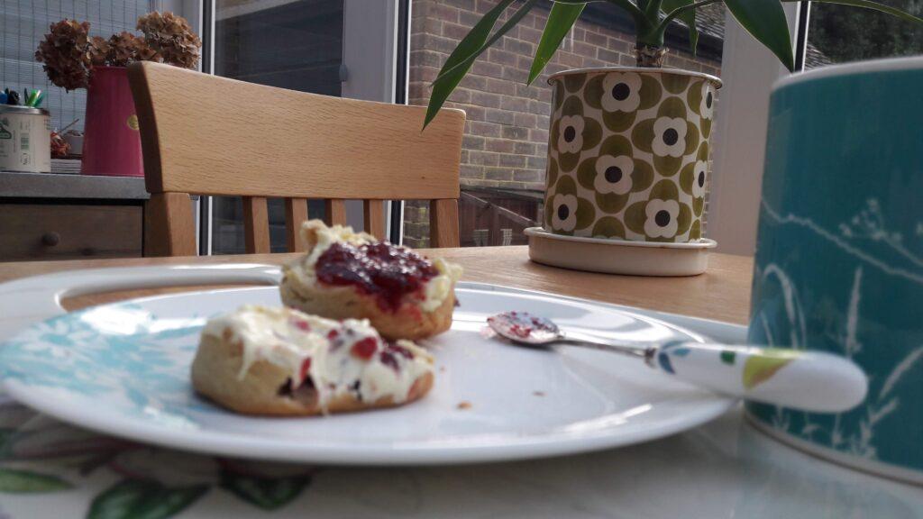 Scones | jam or cream on top?