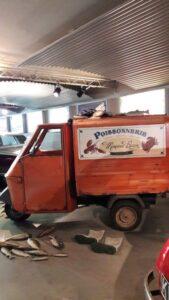 Beaulieu-motor-museum-poissonerie-car | tourism translation