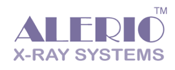 Alerio Dental DC X ray Systems