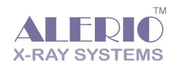 Alerio Dental DC X ray Systems