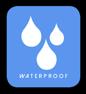 Waterproof Logo