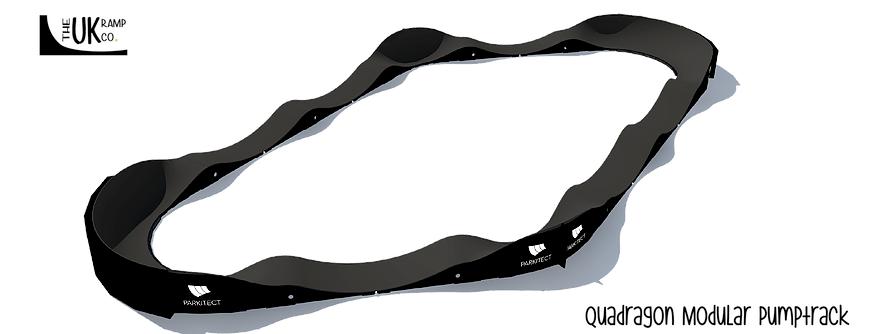quadragon pump track