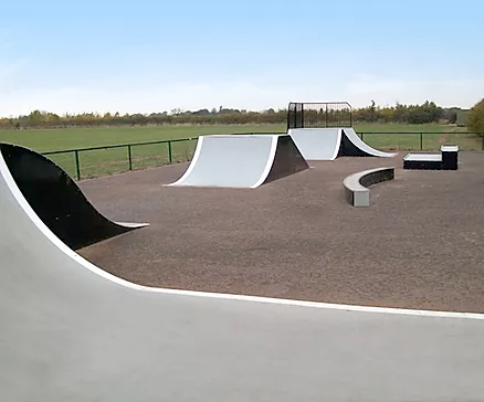 skate ramps installations