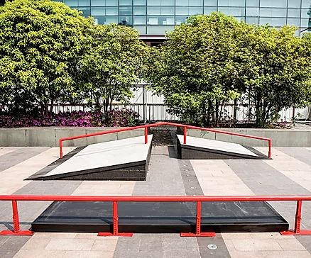quality steel ramps and rails