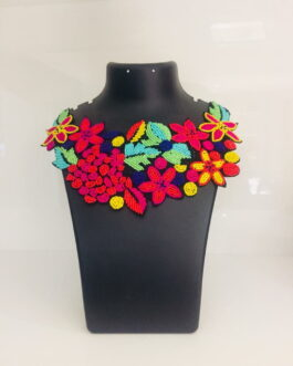 Beaded Necklaces-Blossom