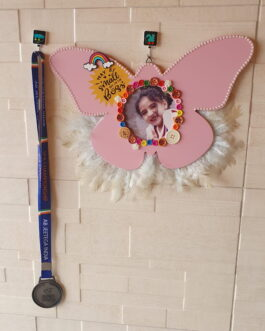 Smile Please !! Butterfly Frame