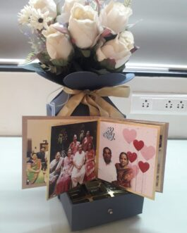 Rose Queen Personalised Box