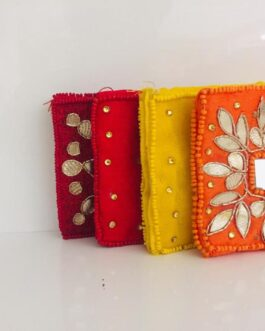Beaded Coin Covers