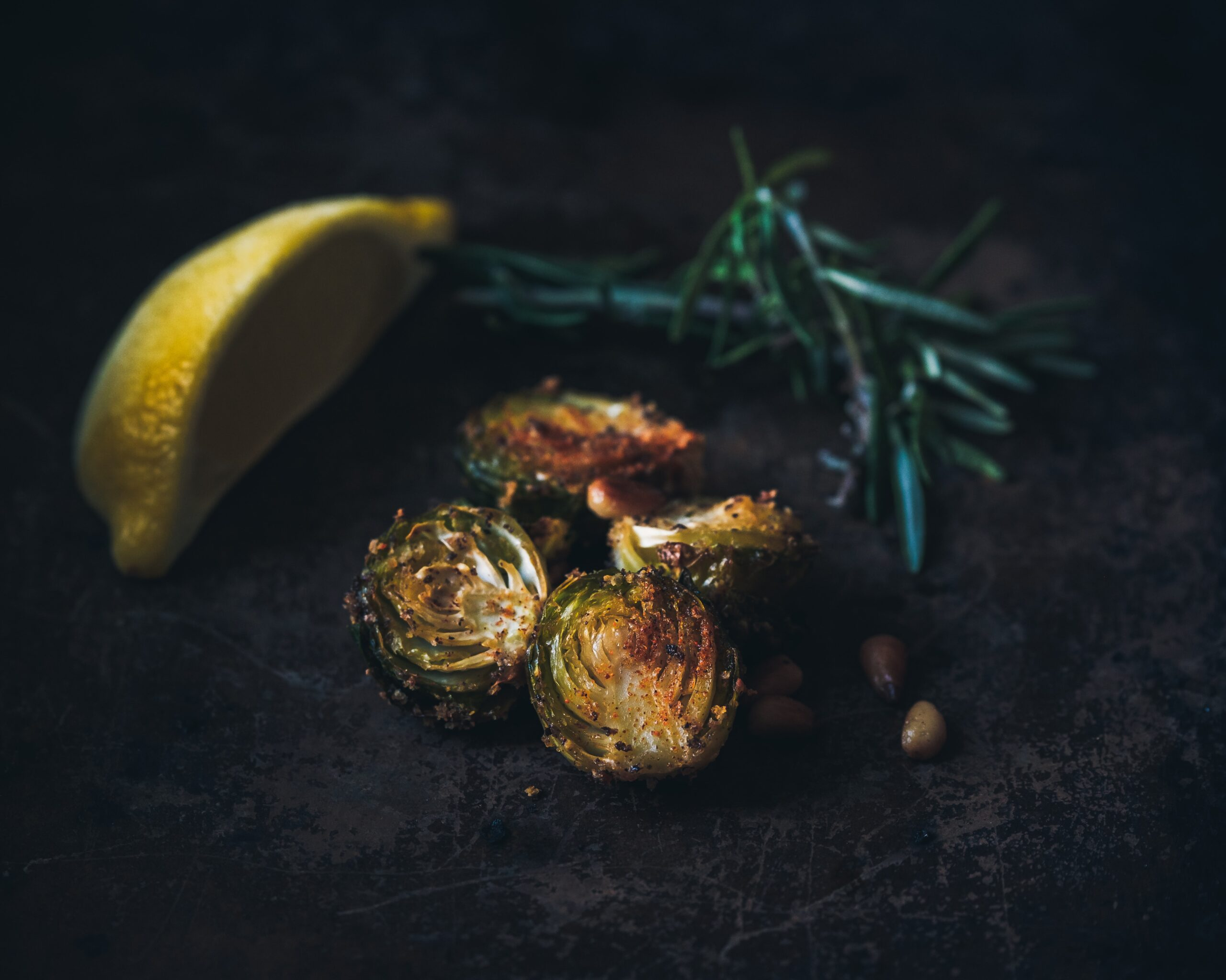 Read more about the article Roasting Brussels Sprouts Salad