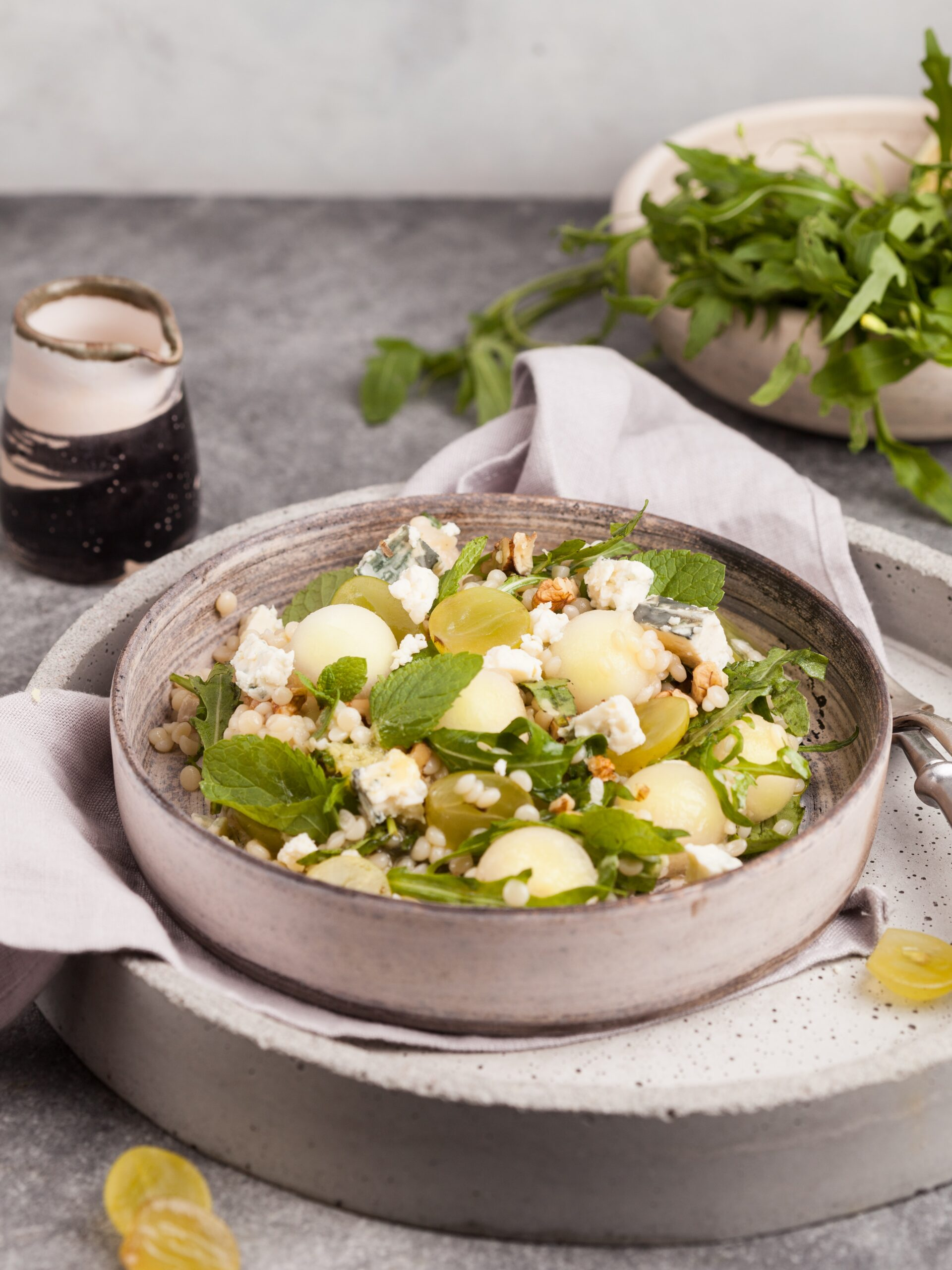 Read more about the article S.M.A.R.T. Kitchen: Pea feta fresh mint summer easy picnic salad