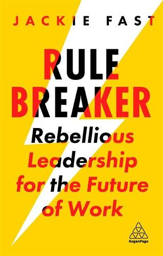 Jackie Fast, Rule Breaker book