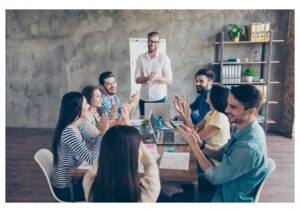 Five ways to keep employees engaged post-pandemic