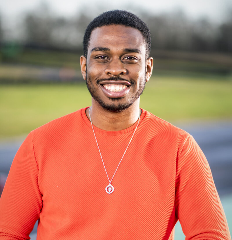 How to thrive as a young entrepreneur. Nile Henry, CEO of The Blair Project