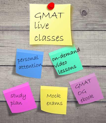 Live Online GMAT Regular