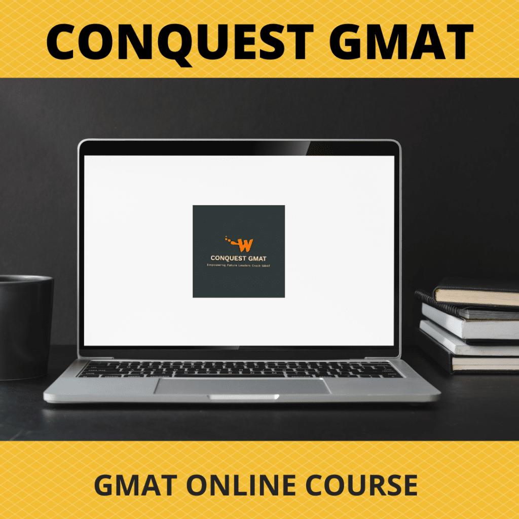 GMAT ONLINE COURSE