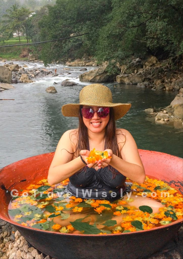 Kawa bath in Tibiao, Antique, Philippines | Go Travel Wisely