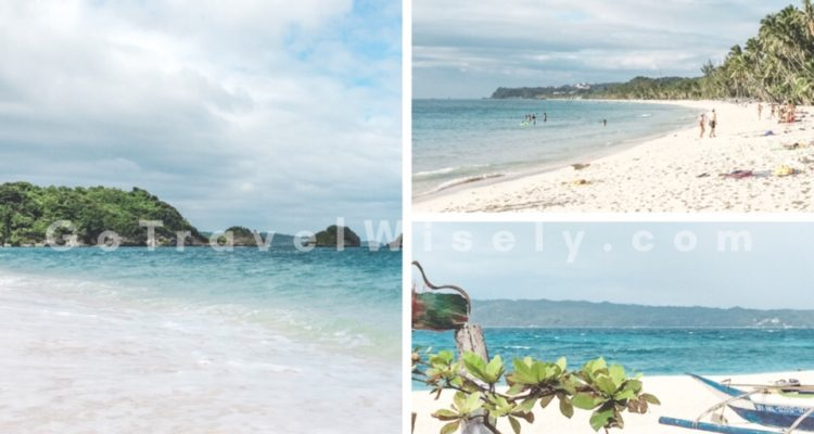 """No BS"" Best 3 and FREE Beaches in Boracay Island 