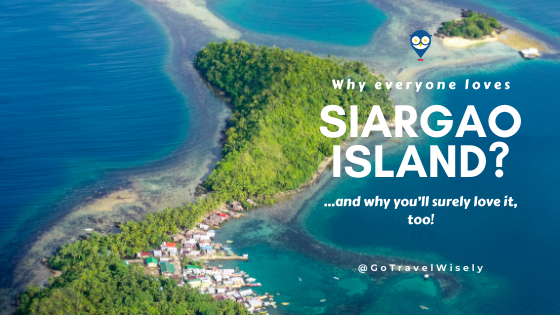 Why everyone loves Siargao Island?